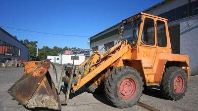 Kramer 312 SL Wheel Loaders