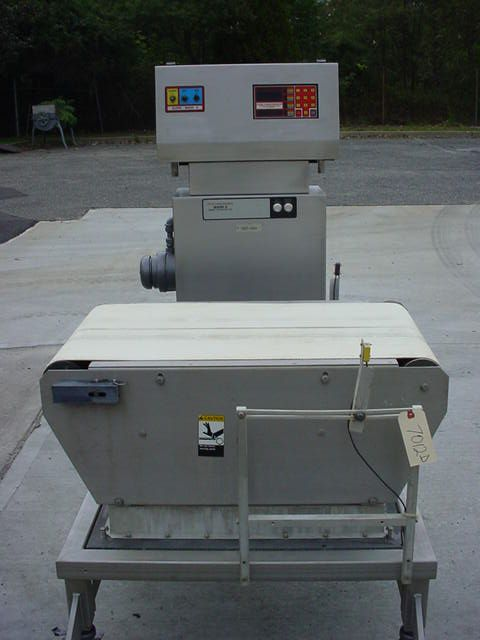 Ramsey MARK IIA/FR40 STAINLESS STEEL CHECKWEIGHER