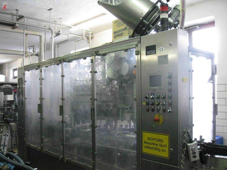 BKM Nagema Varifill 32/KK8/SV8 Glass beer carbonated soft drinks bottle filler