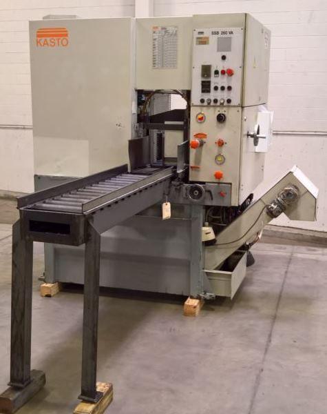 Kasto SSB 260 VA Vertical Bandsaw Automatic