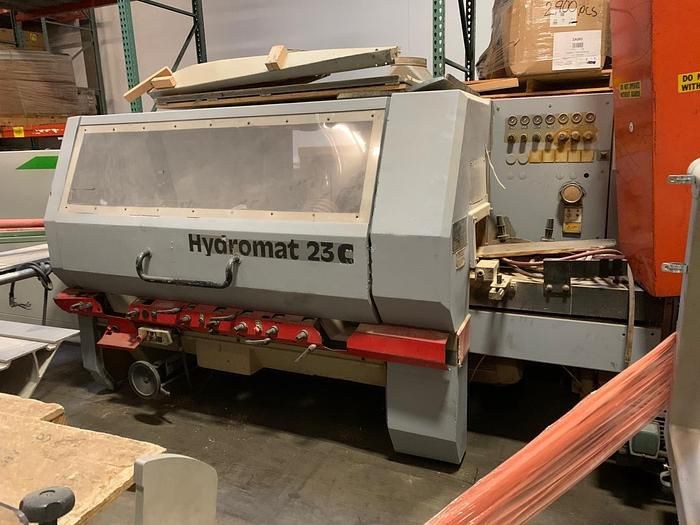 Weinig Hydromat 23C 6-head