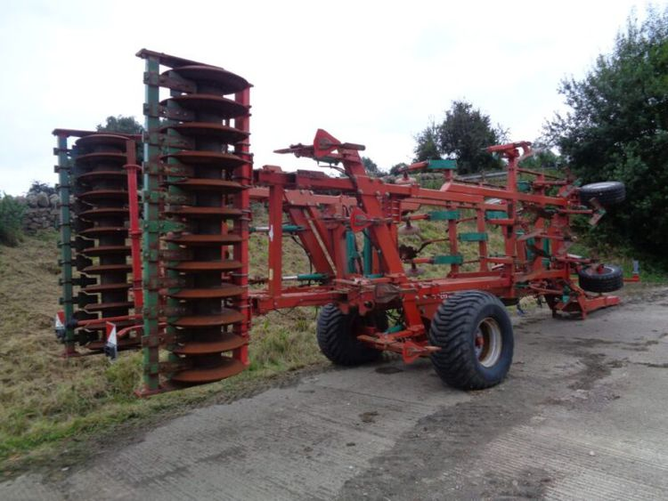 Kverneland KV CTS 4.5 TILLAGE MACHINE