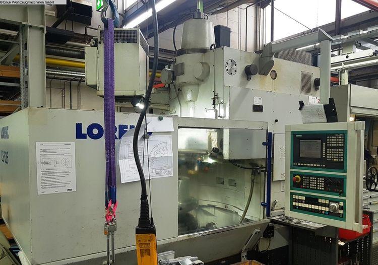 Lorenz LS 636 510 Hub/min Gear Shaping Machine