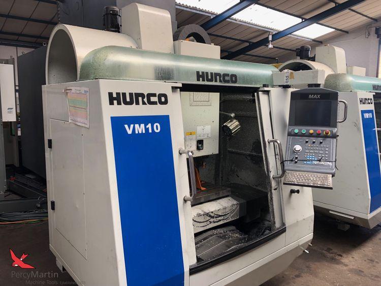 Hurco VM10 3 Axis