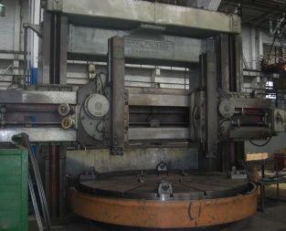 Sedin 1M557 Vertical turning lathe