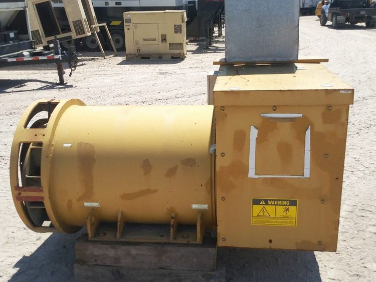 Caterpillar SR4 Generator End – 687 Frame 1100