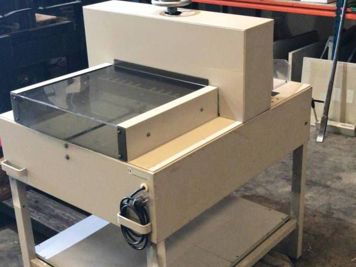 Ideal 5221-91, Electric Guillotine