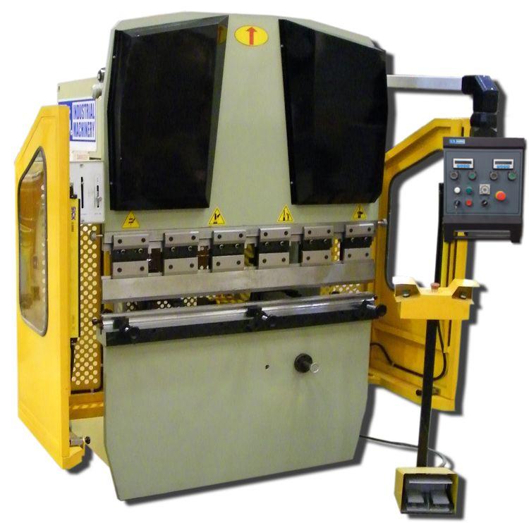 U.S. Industrial USHB22-4S CNC HYDRAULIC PRESS BRAKE 22 TON x 4'