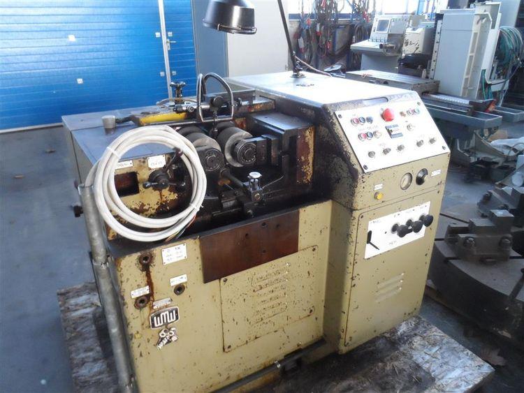 WMW WMW BAD DÜBEN   UPW 12.5.1 Thread Rolling Machine