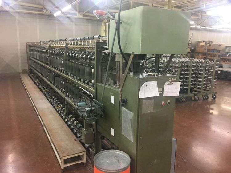 12 OMM Covering machines