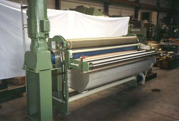 Krefeld, Kusters 222.52 / 2000 200 Cm Finishing Mangle