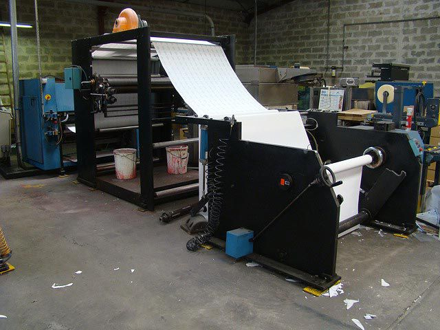 Others Roll cutting machine