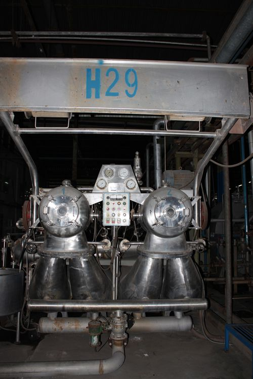 2 Others HF-RDT 600 Kg HT Jet Dyeing