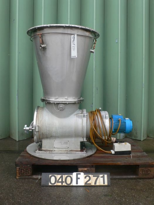 Niro SST Serie 005 Rotating valve