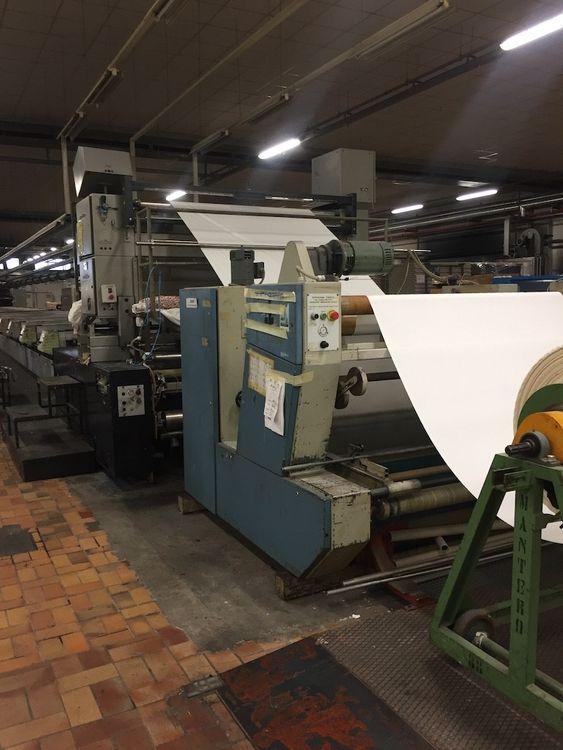 Reggiani Avant 180 Cm Flat bed printing