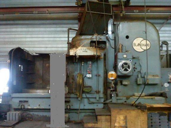 Blanchard 36 D 60, Grinder, Surface Rotary Machine