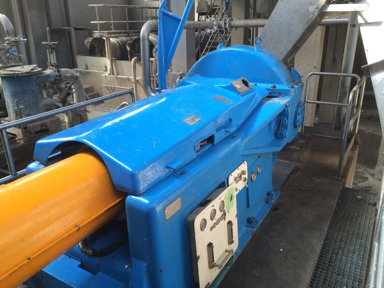 Metso Type: RG 42/44 High Consistency Refiner