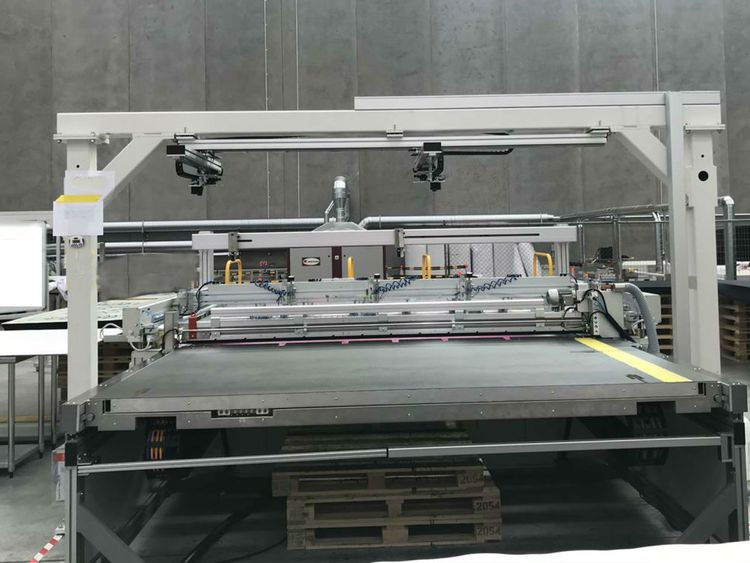 18 Thieme 3070 Thieme 3070 Vision Screen Printer with Vision Screen Alignment System