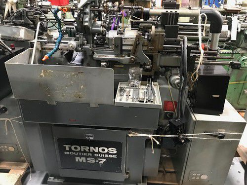 Tornos Engine Lathe Variable MS7