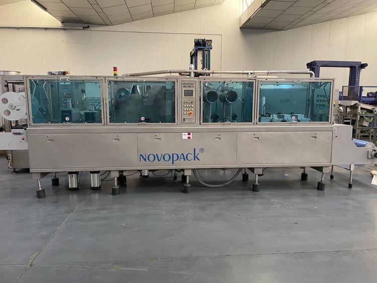 Novopack MS-540-E thermoformer