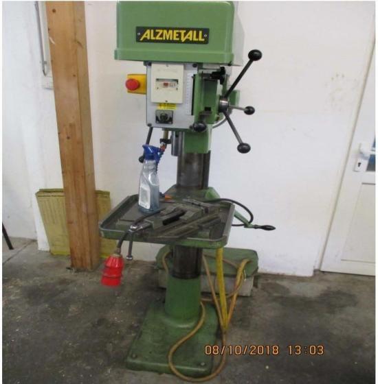 Alzmetall AX3 / S4 1125 U / min.