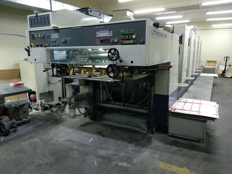 Komori Lithrone 540 70x100