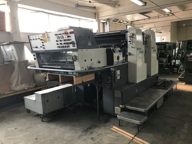 Miller TP 74-2C 74x52cm