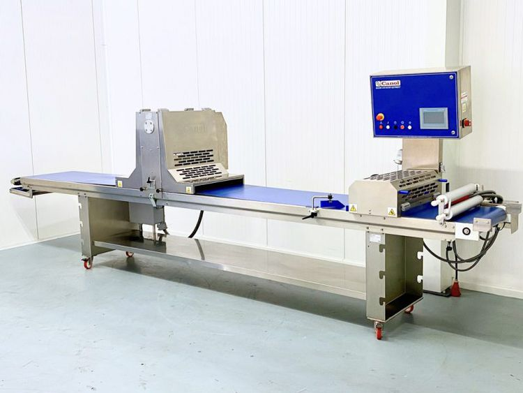 Canol Canolino 5.2 make up pastry line