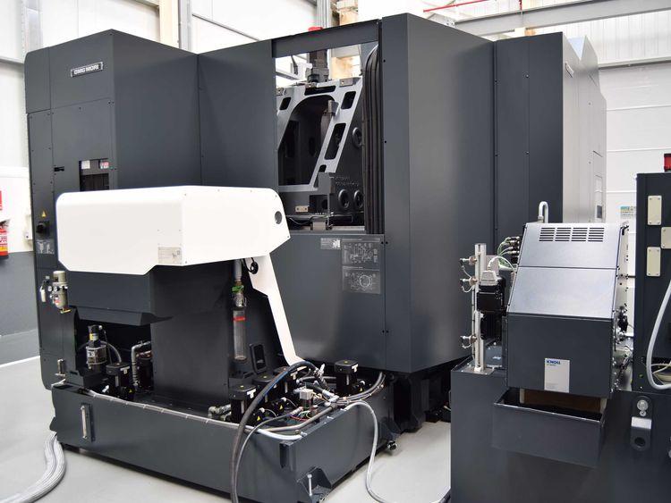 DMG NHX-6300 DMG Mori Horizontal Machining Center