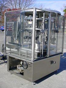 US Bottlers VA-16-LS, ROTARY LIQUID FILLING MACHINE