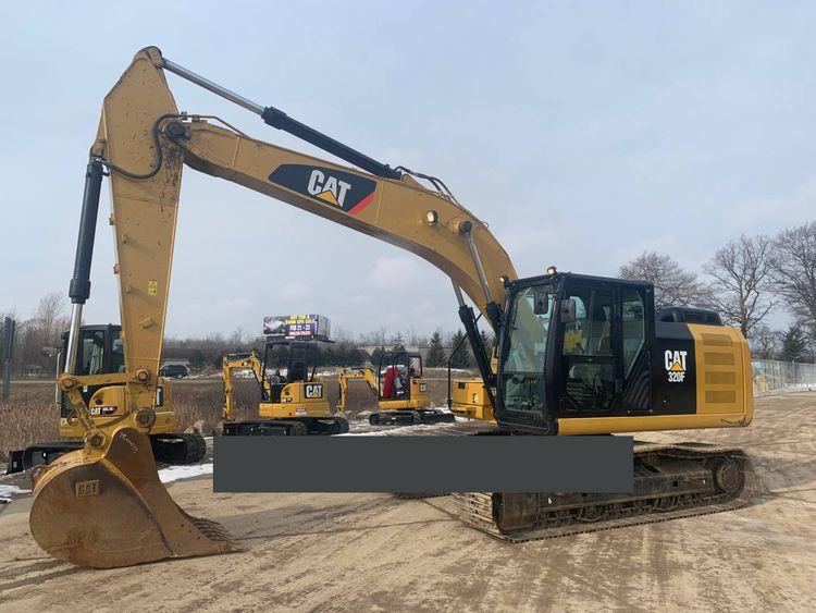 Caterpillar 320FL Excavator