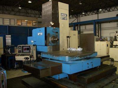 Union BFT 100 - CNC 102 mm 1600 rpm