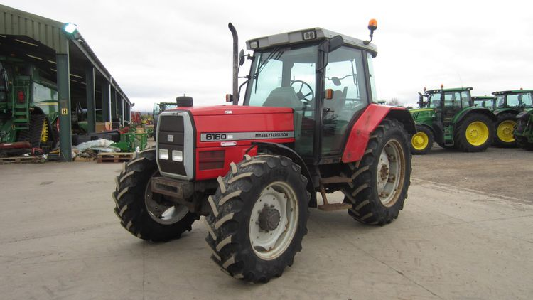 Massey Ferguson 6160 Tractor