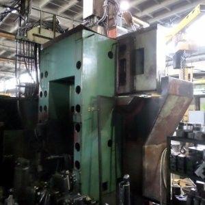 TOS SKIQ 8 CNC B Vertical turning lathe