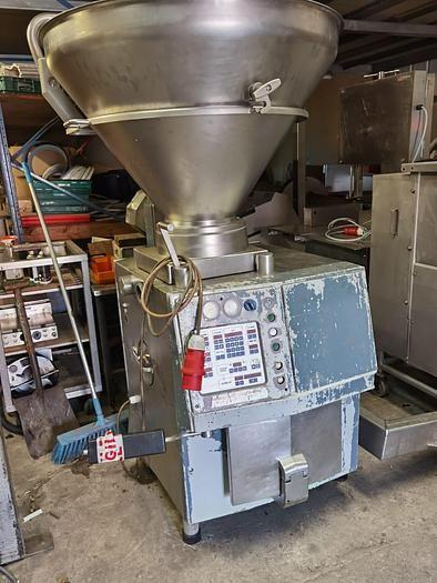 Handtmann VF100, Vacuum filler