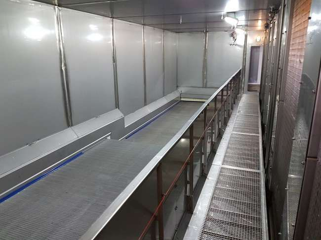 Others Tunnel Freezer