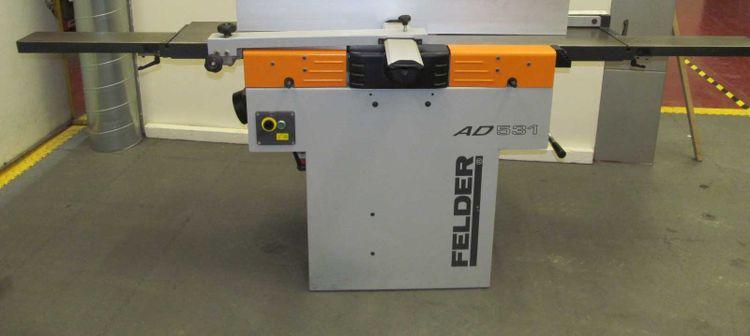 Felder AD531 PLANER THICKNESSER