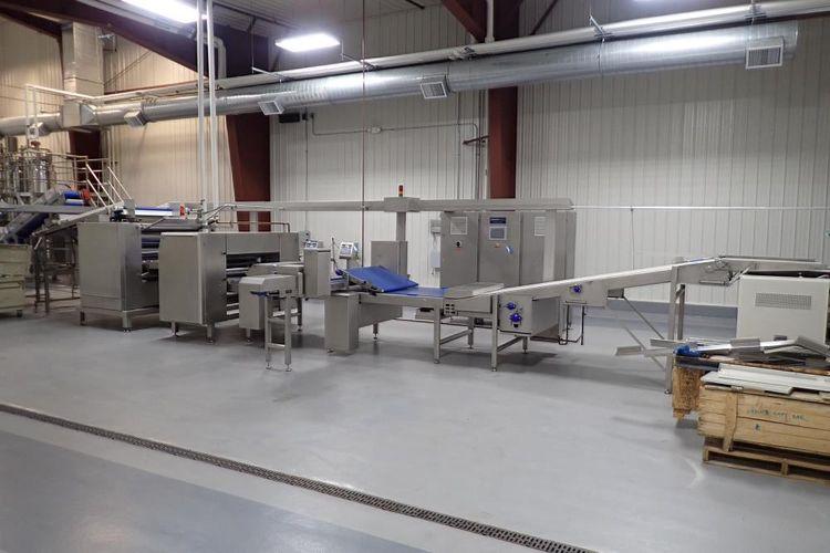 Rademaker 1000mm Sheeting Line