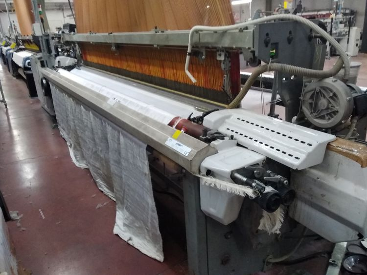 Vamatex P1001 ES 360 CM Staubli CX 860 2688 hokks