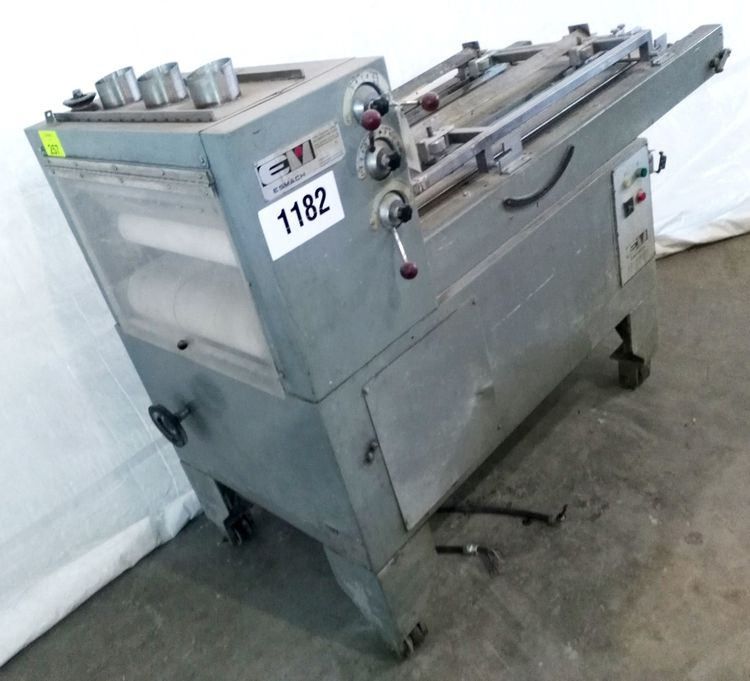 Esmach Dough Moulder