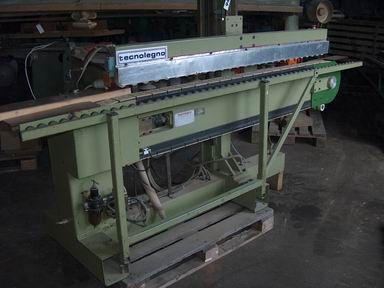 Tecnolegno Edge sanding machine