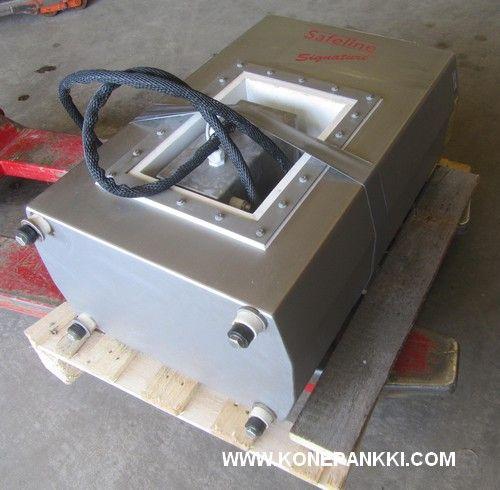 Safeline Signature, Metal Detector