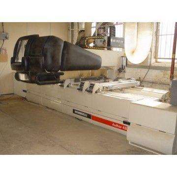 Morbidelli Author 430S, CNC machining centre / router / driller