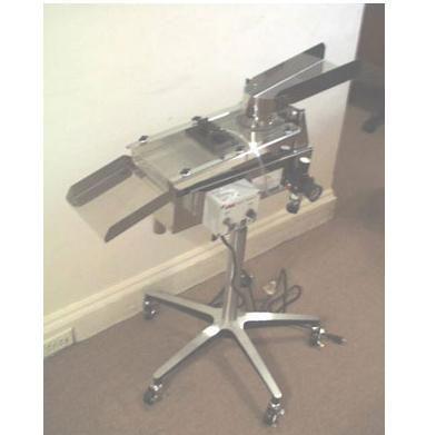 Others AV-100 all type 300 stainless steel design tablet deduster.  Pharmacy Packaging and Related Machine