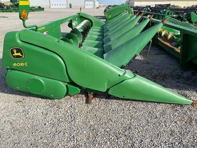 John Deere 608C Corn Heads