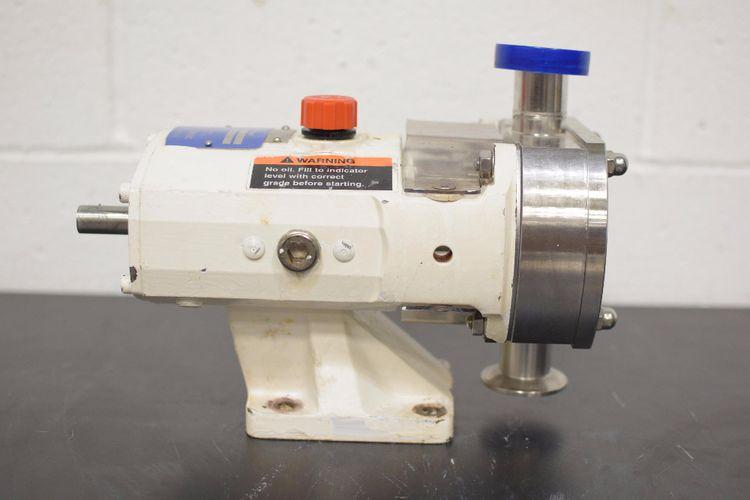 Alfa Laval SRU-1, Positive Displacement Pump