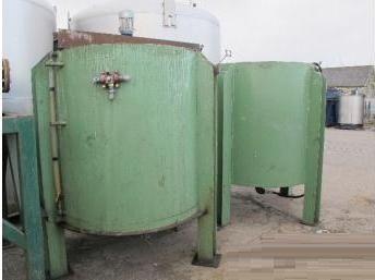2 Others Mild Steel Storage Tanks