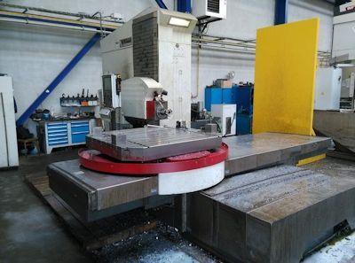Fermat WFC 10 CNC 100 mm 3000 rpm