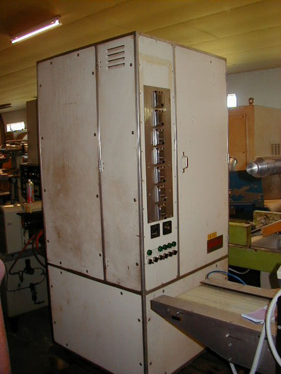Aasted DMW 2000 Tempering Machine