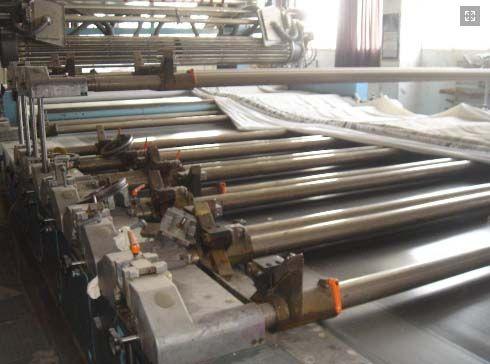 Zimmer 310 Cm Rotary Printing Machine